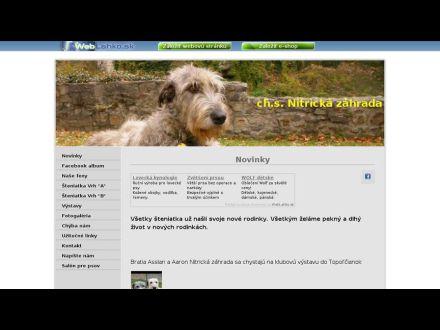 www.wolfhound.weblahko.sk
