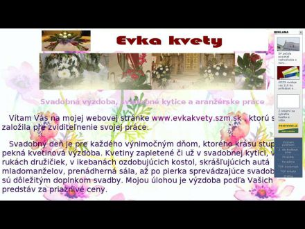 www.evkakvety.szm.com