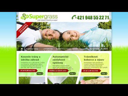 www.supergrass.sk