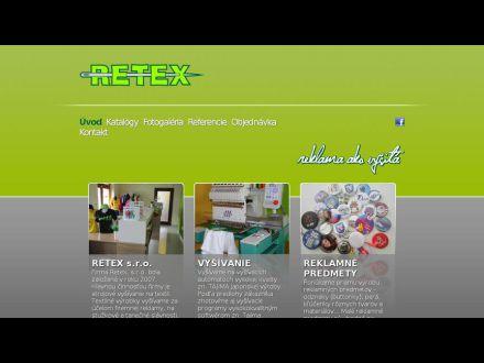 www.retex.sk