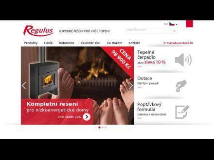 www.regulus.cz