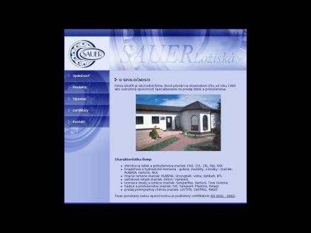 www.sauer.sk