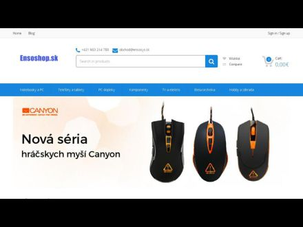 www.ensoshop.sk