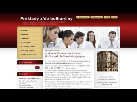 www.bulharcina.sk