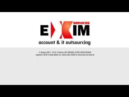 www.eximpd.sk