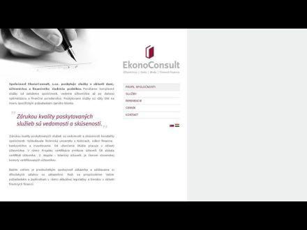 www.ekonoconsult.eu