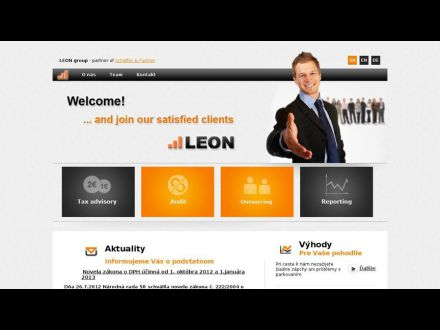 www.leonconsulting.sk