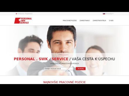 www.personalswkservice.sk