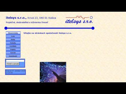 www.itelsys.sk
