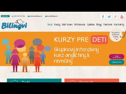 www.bilingvi.sk