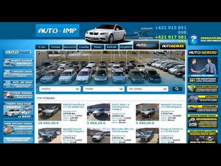 www.autoimp.sk