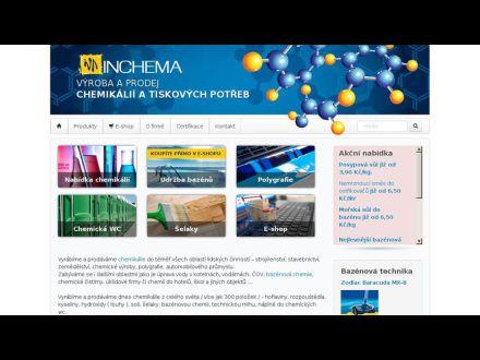 www.inchema.cz