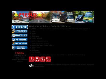 www.prebus.sk
