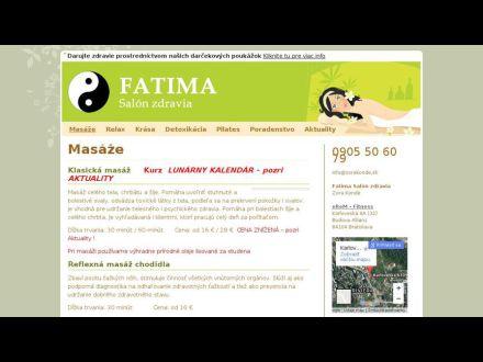 www.salonfatima.sk