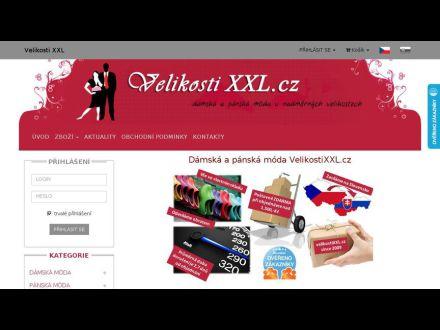 www.velikostixxl.cz