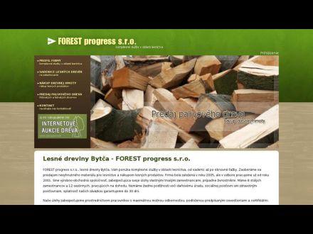 www.forestprogress.sk