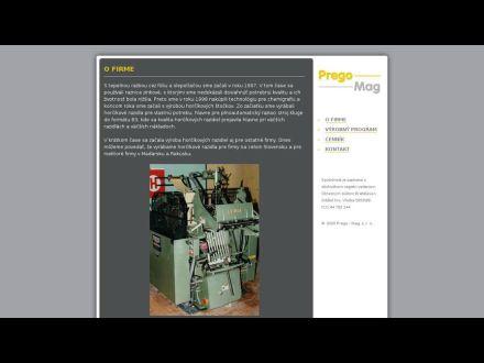 www.prego-mag.sk