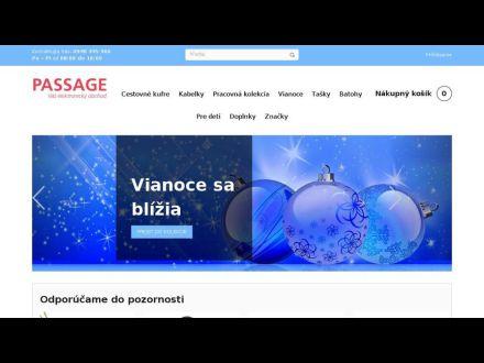 www.passage.sk