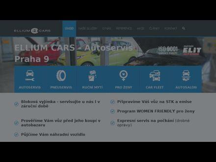 www.elliumcars.cz