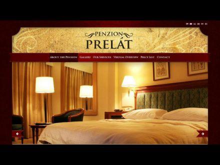 www.penzion-prelat.cz