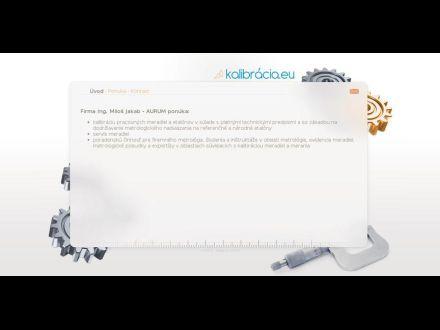 www.kalibracia.eu