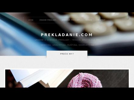 www.prekladanie.com