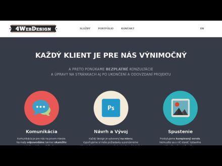 4webdesign.sk/