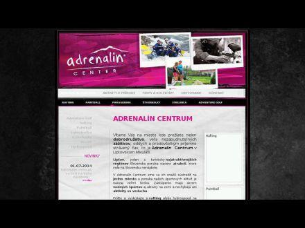 www.adrenalincenter.sk