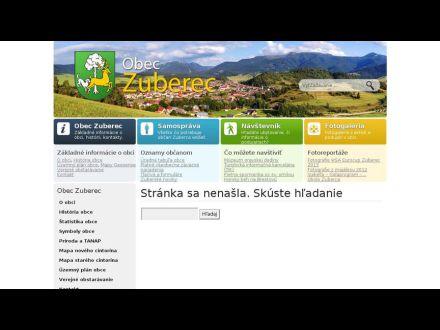 www.zuberec.sk/milotin.php