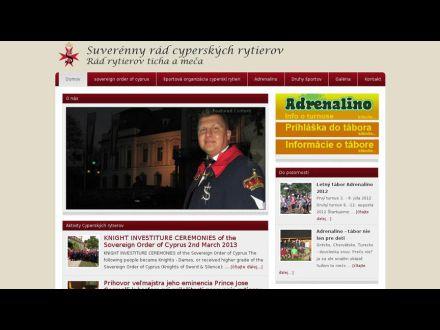 www.adrenalino.sk