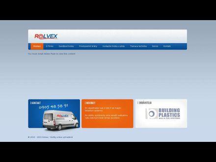 www.rolvex.sk