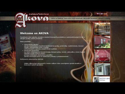 www.akova.sk
