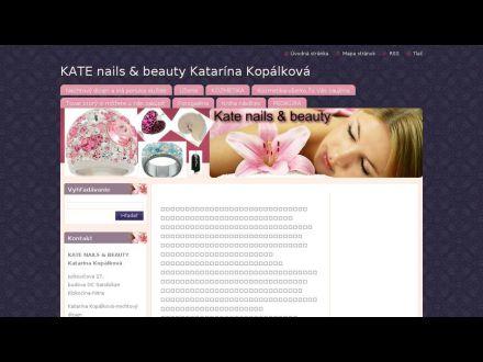 www.kate-nails.webnode.sk