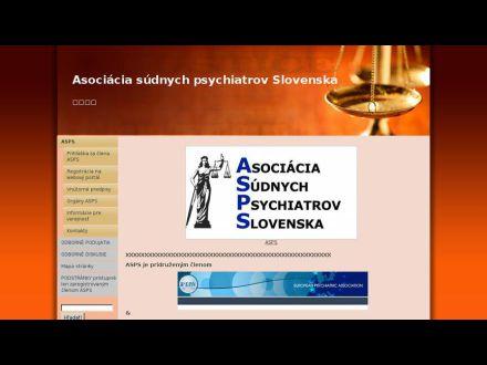 www.asps.sk