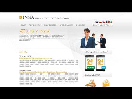 www.insia.sk