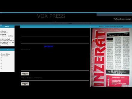 www.vox.sk