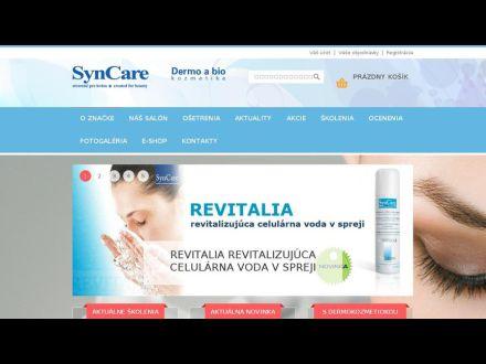 www.syncaresk.sk