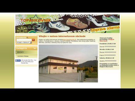 www.topankovnik.sk