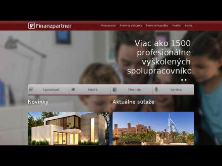 www.finanzpartner.sk