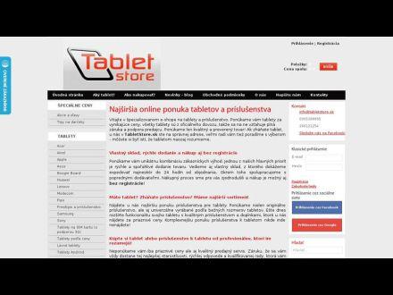 www.tabletstore.sk