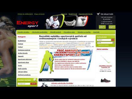 www.energysport.cz