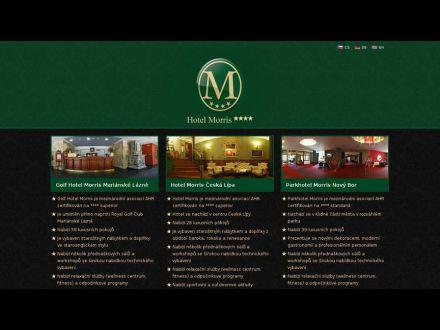 www.hotelmorris.cz