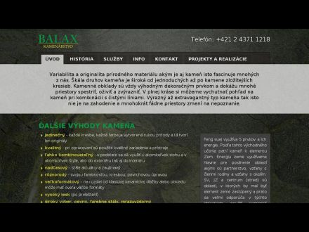 www.balax.sk