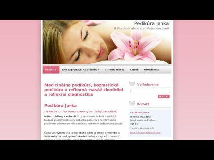 www.pedikura-janka.webnode.sk