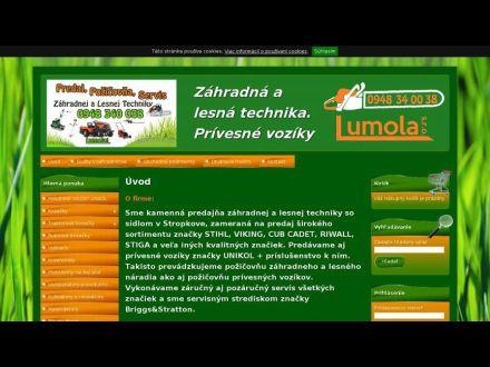 www.lumola.sk