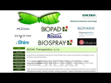 www.bioxa.sk