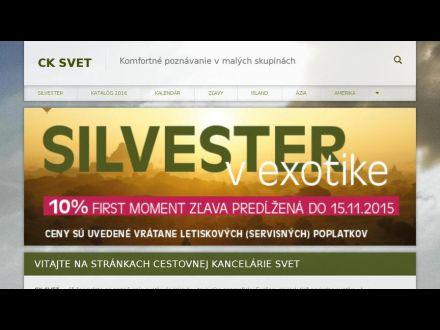 www.ck-svet.sk
