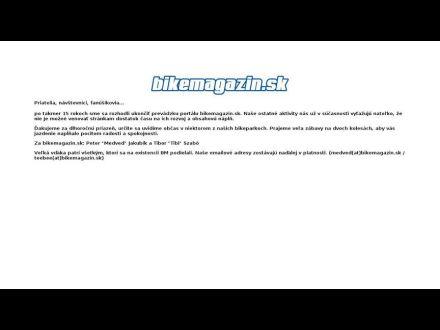 www.bikemagazin.sk