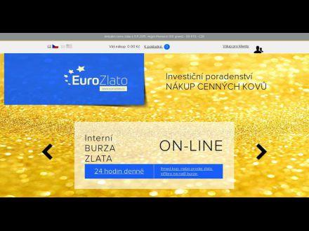 www.eurozlato.cz