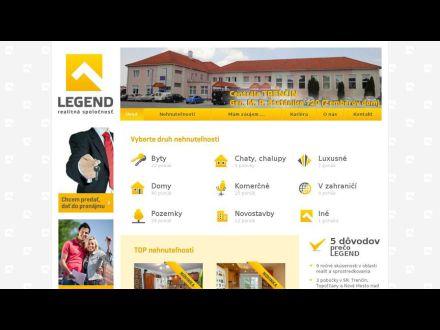 www.legend.sk